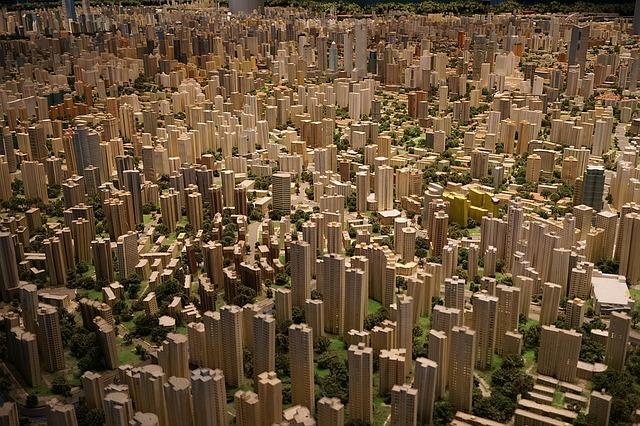 makiety architektoniczne