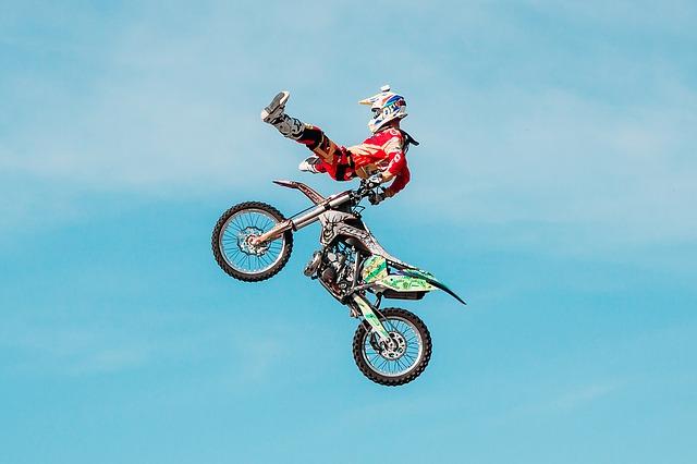 tory motocross